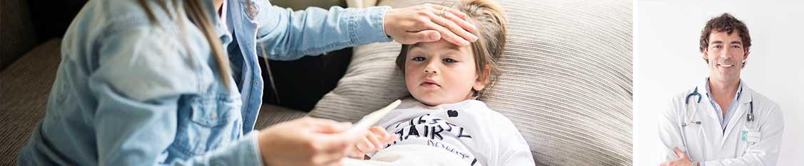 O que é a febre e como medir?