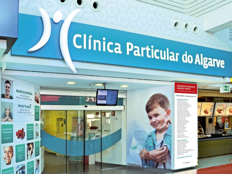 Clínica Particular do Algarve - Guia