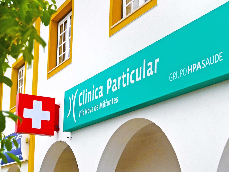 Clínica Particular de Vila Nova de Milfontes