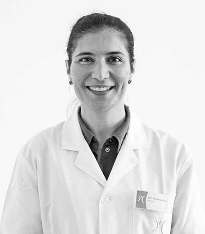 Dr.ª Andreia Cruz