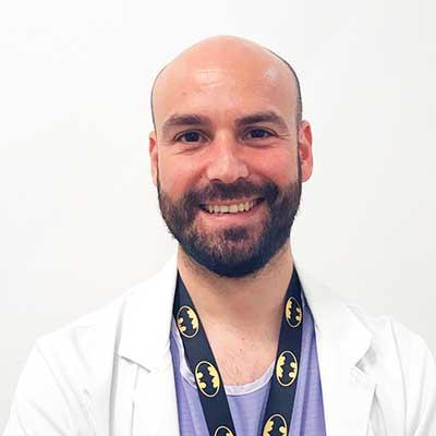 Enfermeiro Nuno Gonçalves | Grupo HPA Saúde