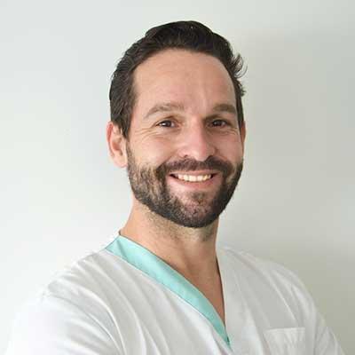 Enfermeiro João Grade | Grupo HPA Saúde