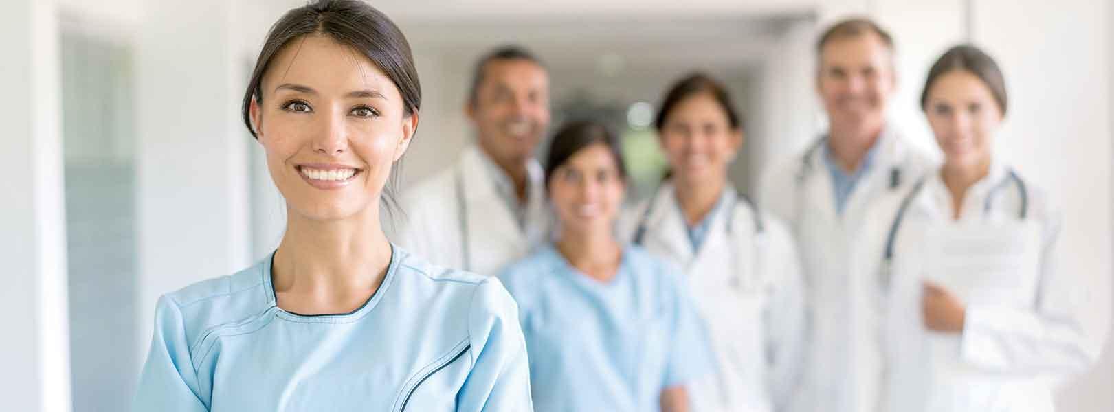 Ser enfermeiro é colorir a vida de alguém sem usar lápis de cor