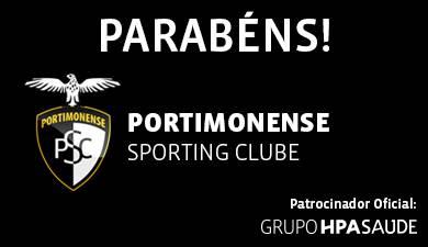 Parabéns Portimonense