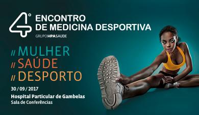 IV Encontro de Medicina Desportiva