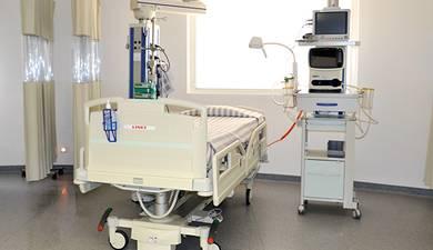 HOSPITAL DE SÃO CAMILO CEDE CAMAS AO CHA