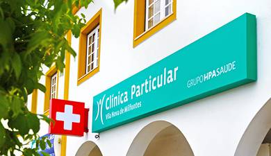 ABERTURA DA CLÍNICA PARTICULAR DE VILA NOVA DE MILFONTES
