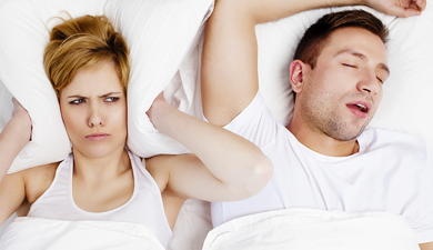 DO YOU SNORE? THE DENTIST CAN HELP