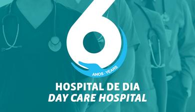 Equipa e Utentes do Hospital de Dia Estão Hoje de Parabéns