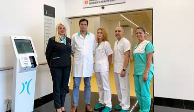Unidade de Saúde da Mulher - HPM