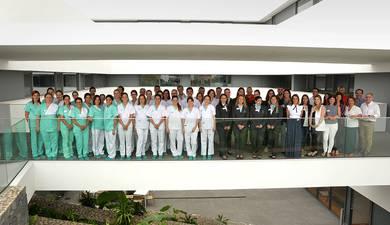 Hospital Particular da Madeira somos muitos para o receber