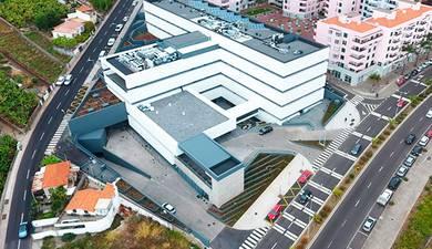 Uma semana para a apresentação pública do Hospital Particular da Madeira.