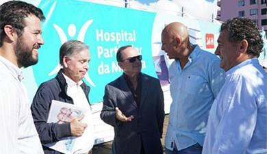 EM ENTREVISTA AO JM O DR. JOÃO BACALHAU FALA SOBRE O NOVO HOSPITAL PARTICULAR DA MADEIRA