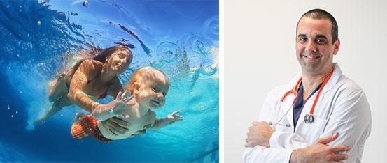 A prevenção do afogamento infantil